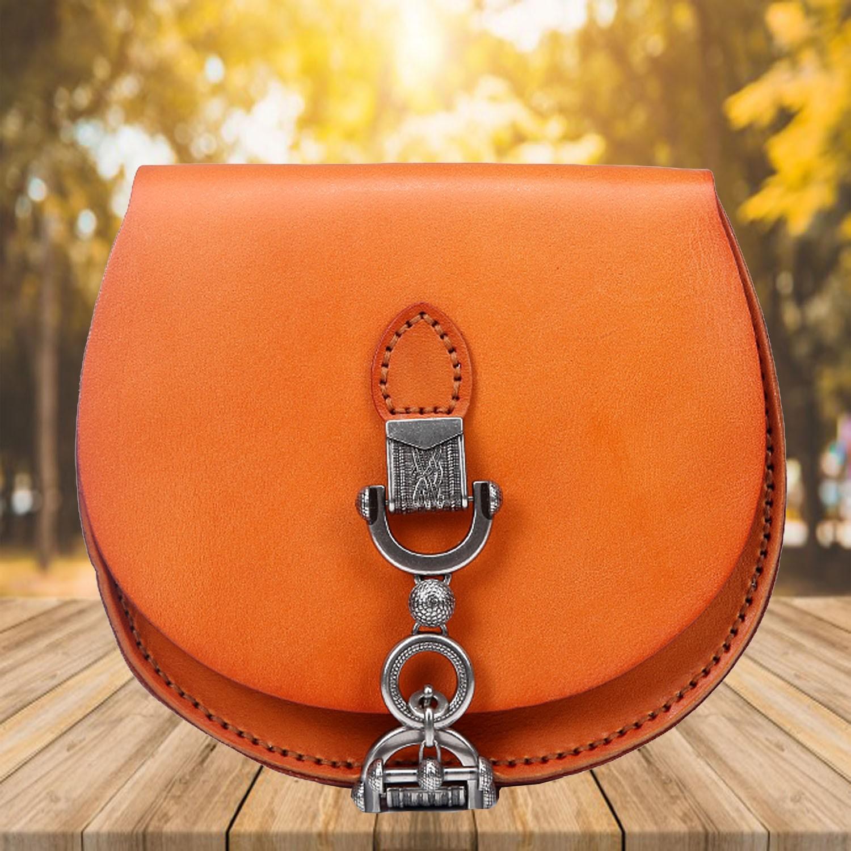 Womens Leather Bag Handmade Leather Satchel Bag Shoulder Bag